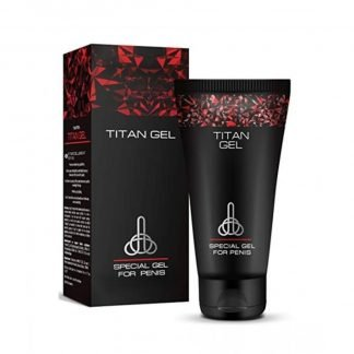 Image of Titan Gel Penis Enlargement Cream Tube & BOx