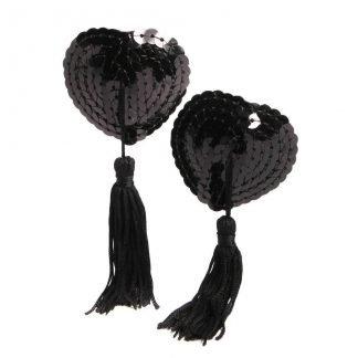 Image of womens nipple tassles