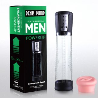 Image of USB rechargeable Penis Pump & Box